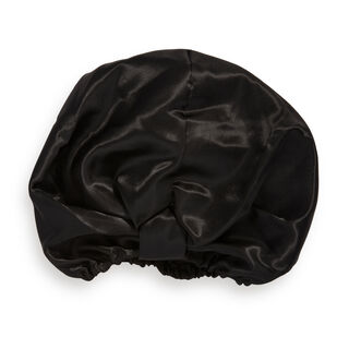 Revolution Haircare Satin Hair Wrap Black