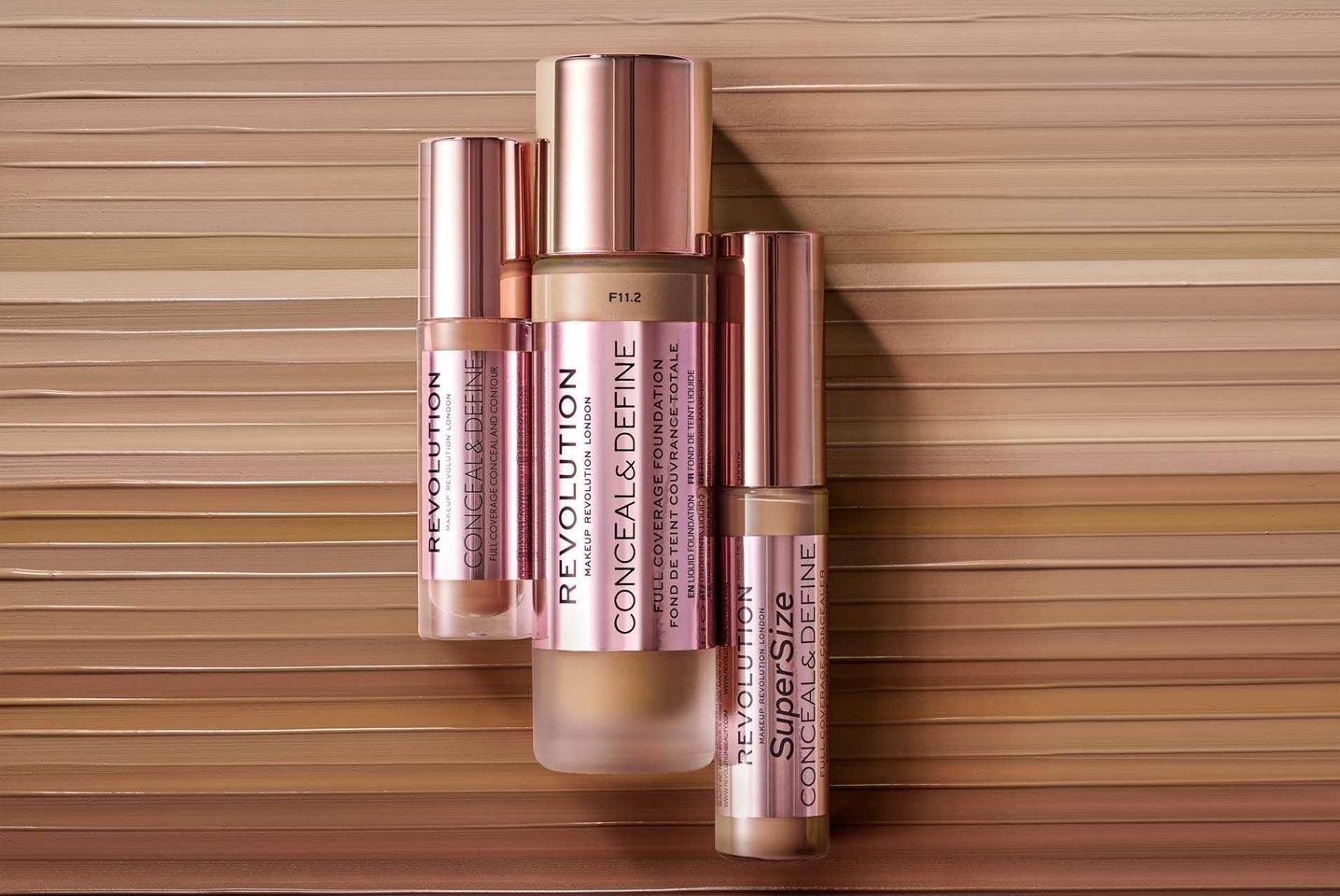 Discover Makeup Revolution
