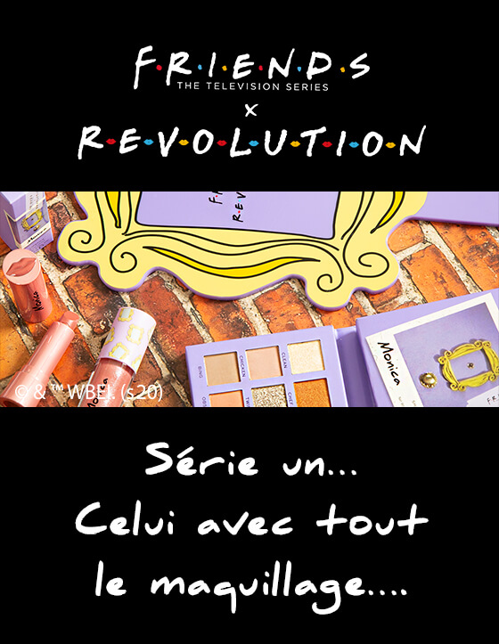 Revolution | FRIENDS