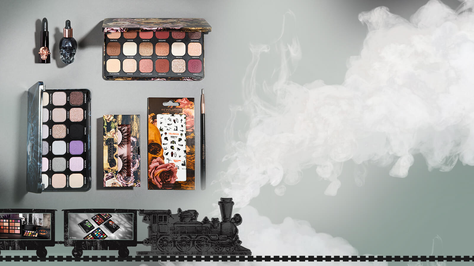 revolution beauty makeup