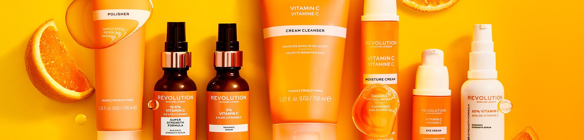 Strahlende Haut mit Hautpflege und Make-up