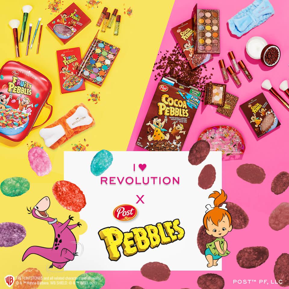 Dürfen wir vorstellen: I Heart x PEBBLES™