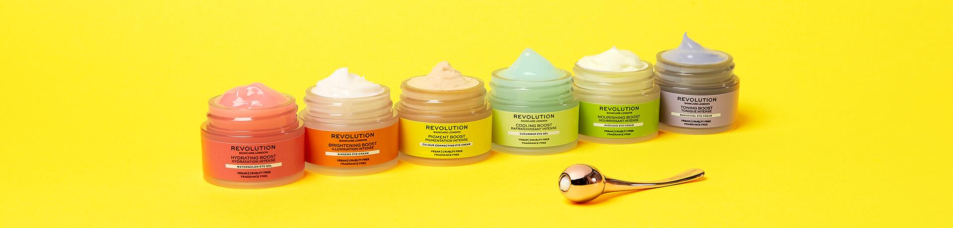 6 of The Best Boosting Eye Creams