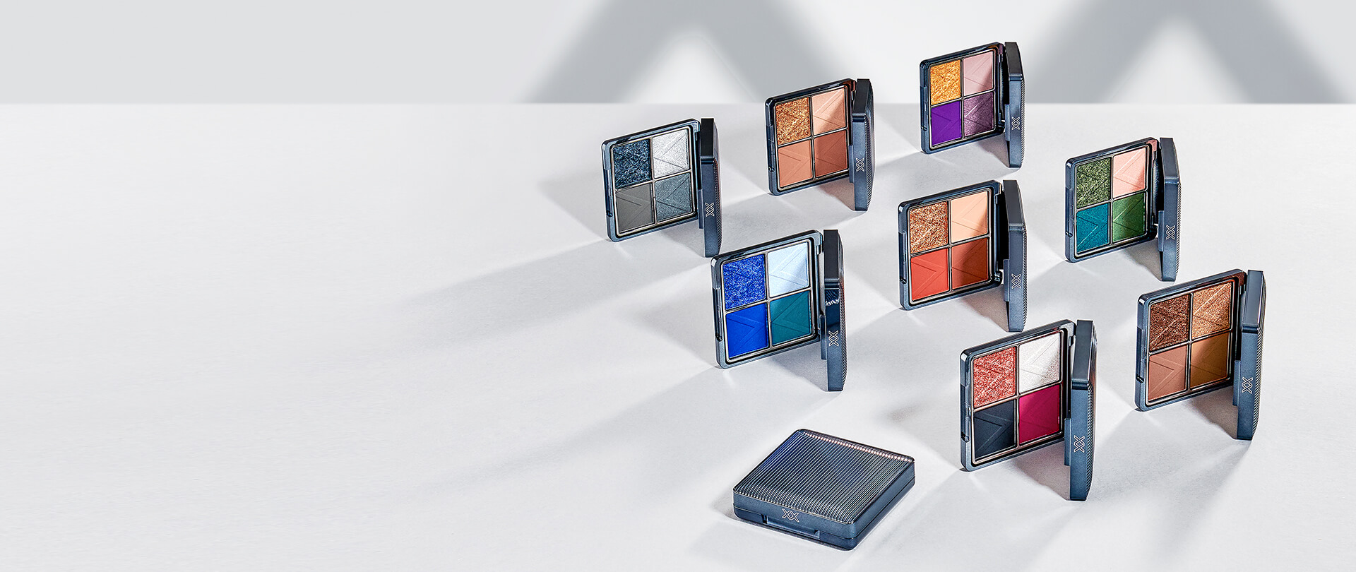 revolution eye shadow palettes
