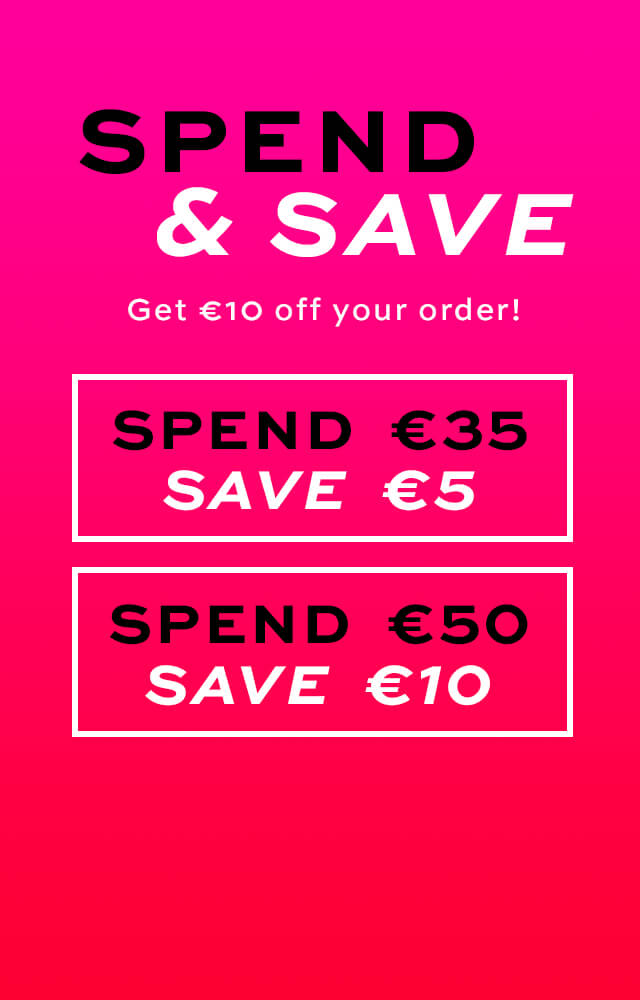 shop more save more at revolution beauty