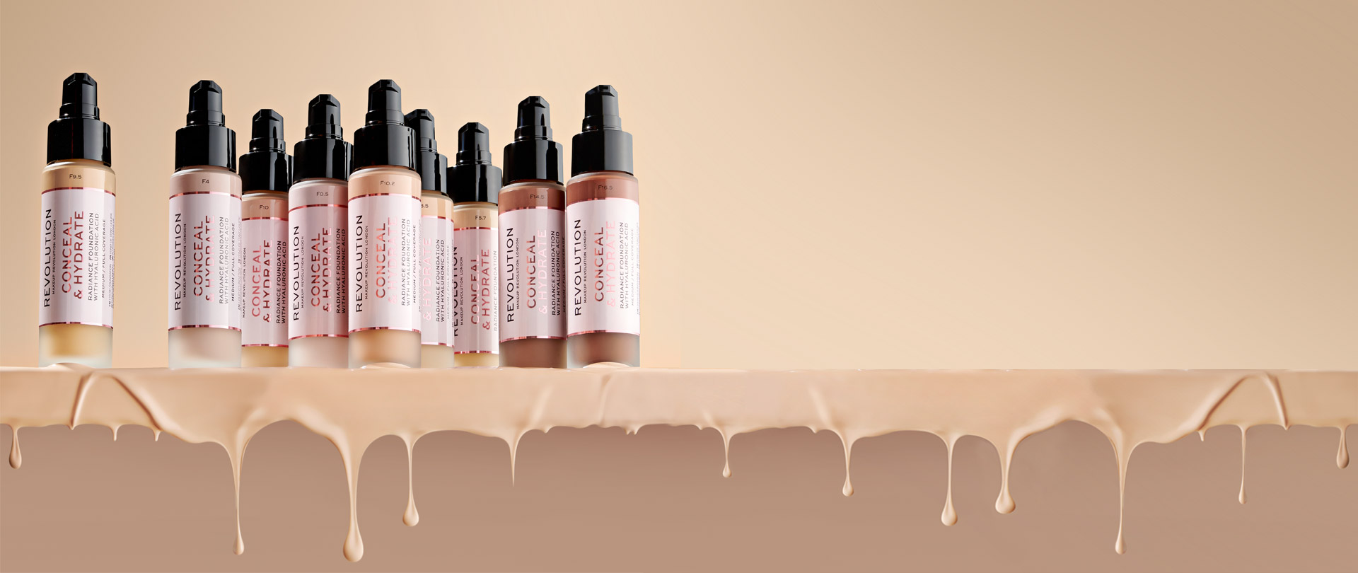 Conceal & Hydrate Products Image