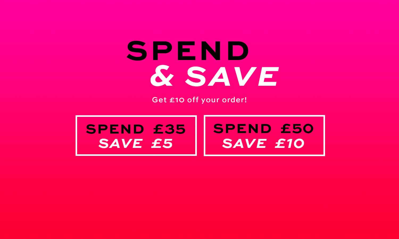 shop more save big at revolution beauty