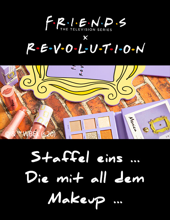 Revolution | FRIENDS