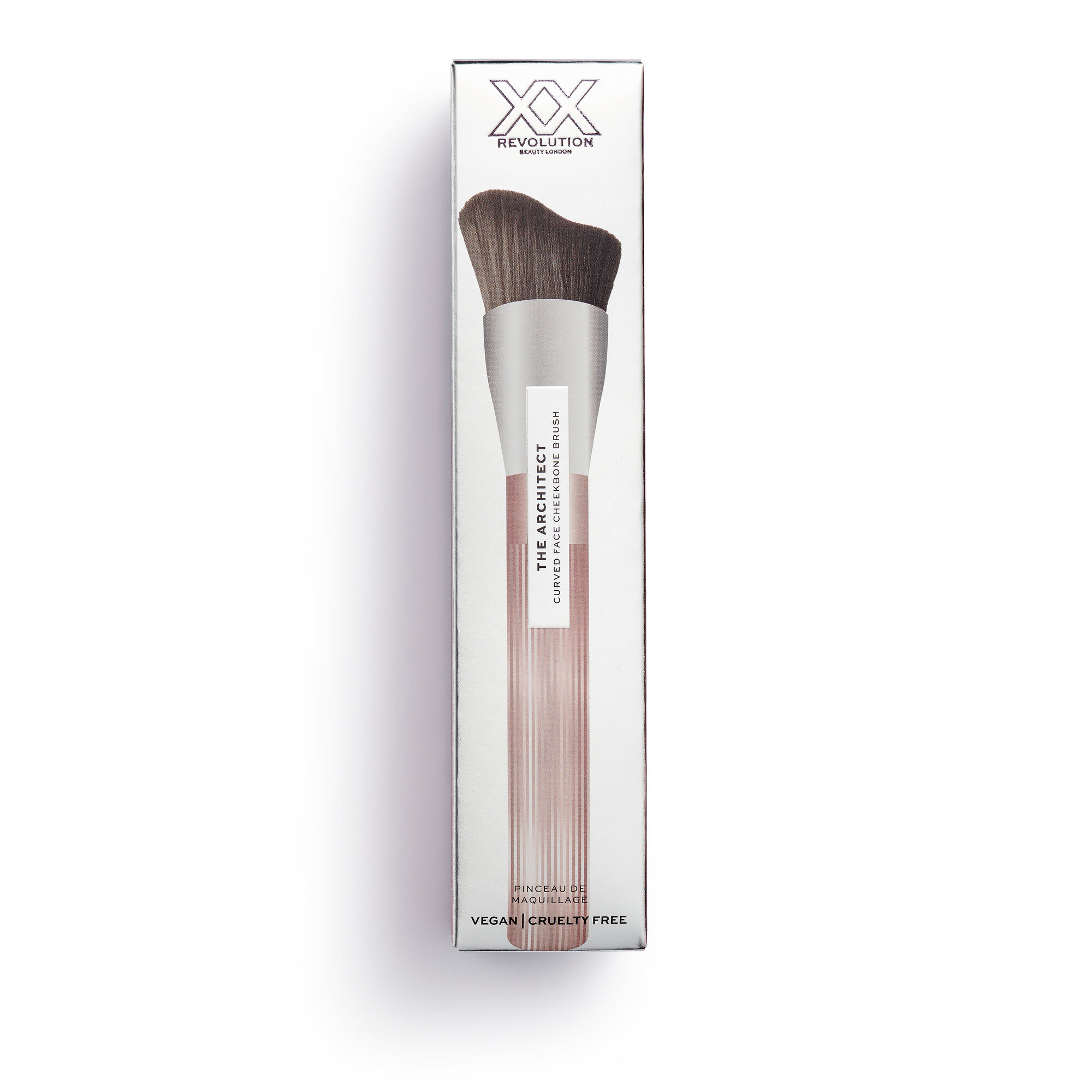 XX Revolution XXpert Brushes 'The Architect' Curved Face Cheekbone Brush