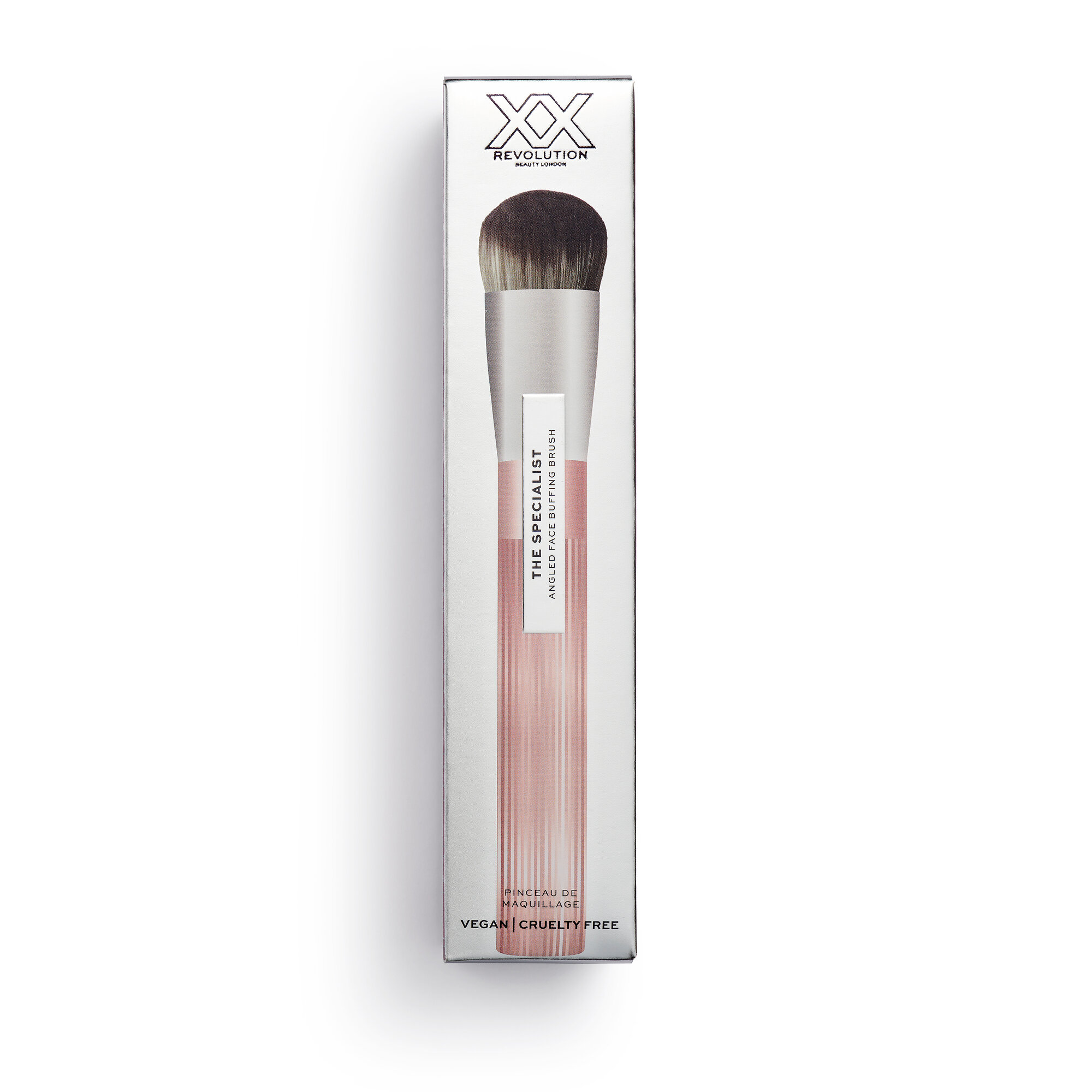XX Revolution XXpert Brushes 'The Specialist' Angled Face Buffing Brush