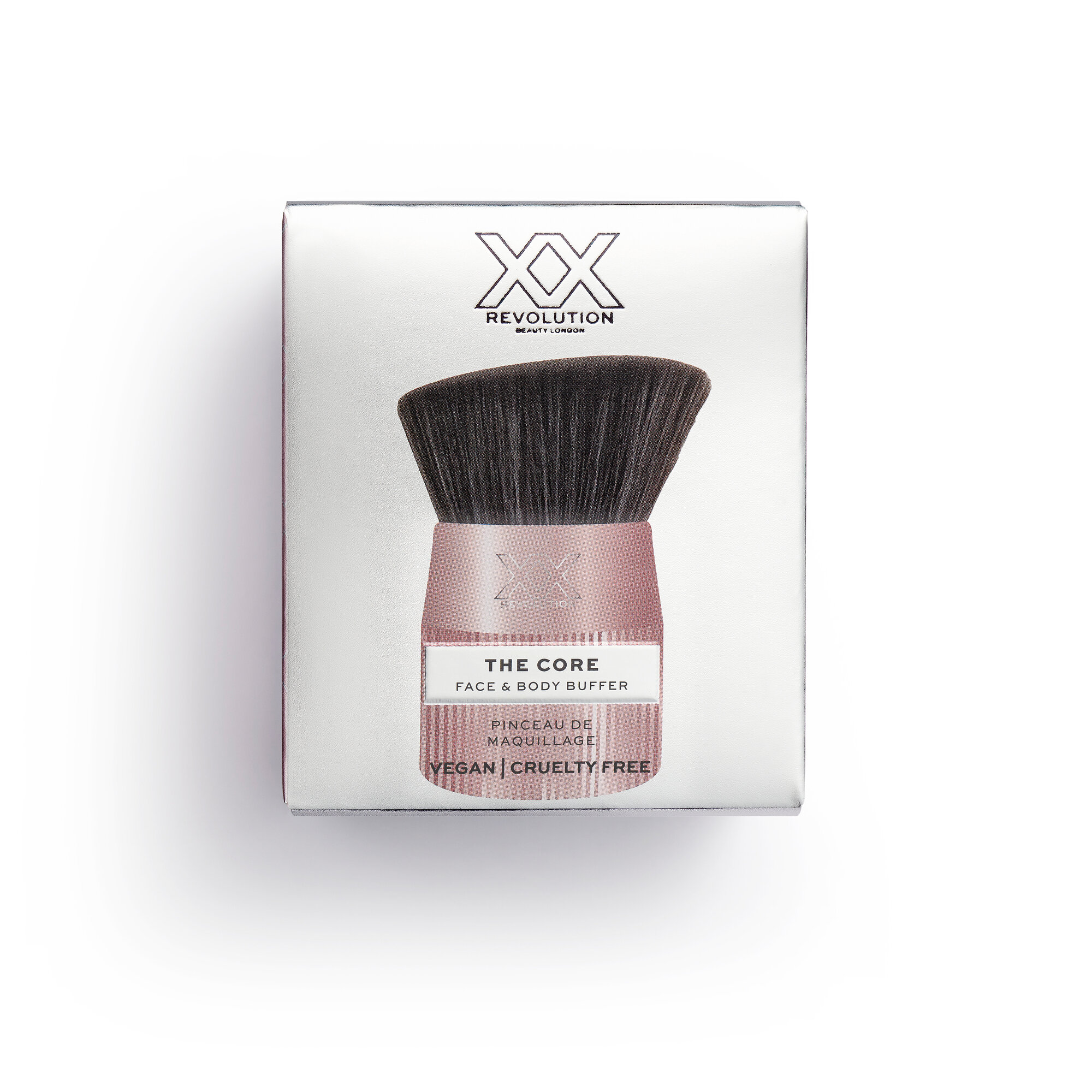 XX Revolution XXpert Brush 'The Core' Face and Body Buffer