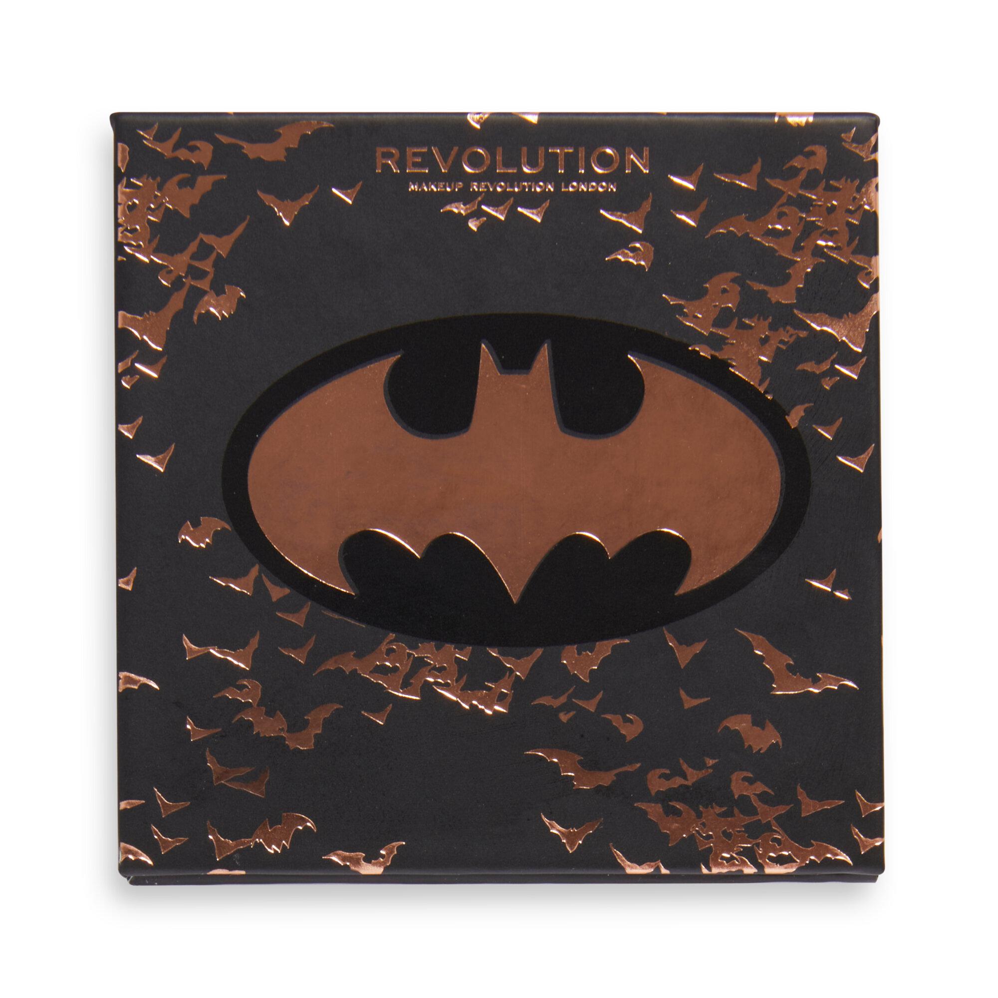 Batman™ X Makeup Revolution Bat Light Highlighter