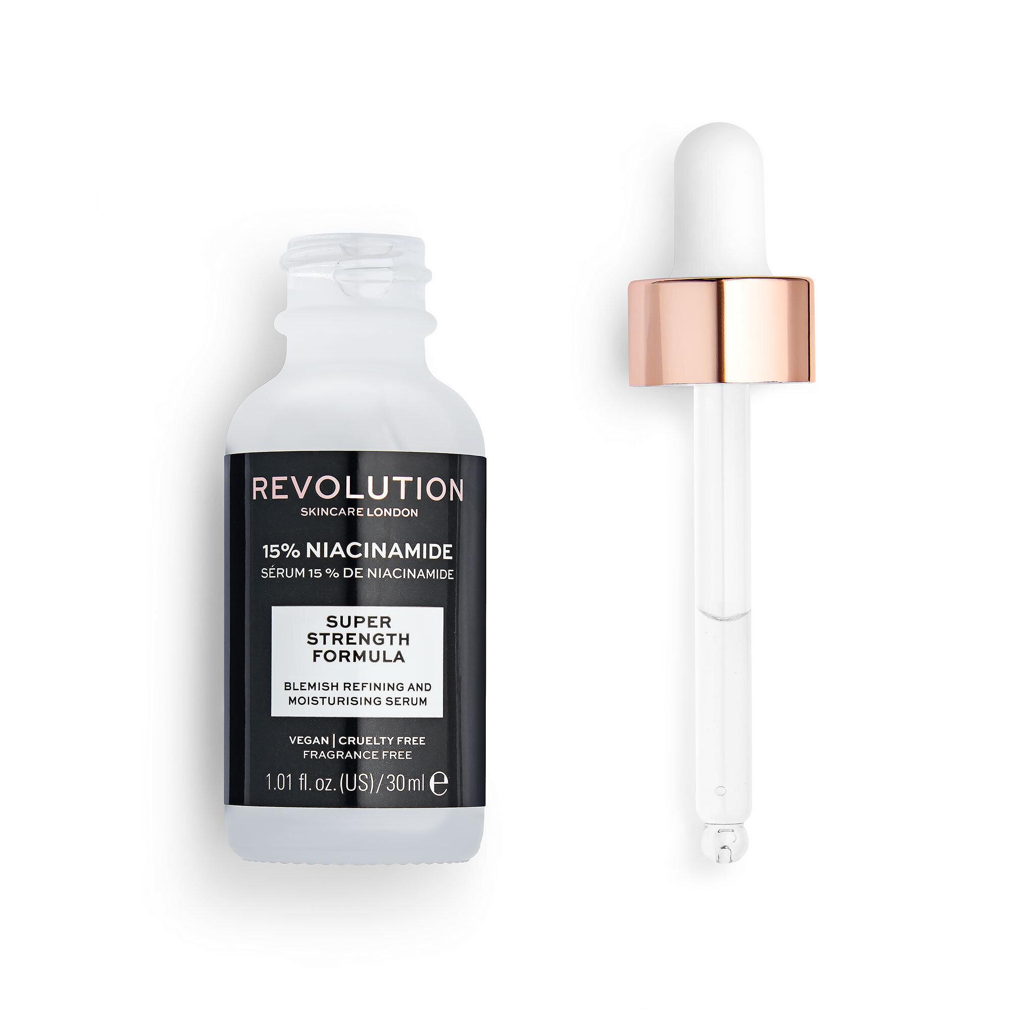 Revolution Skincare 15% Niacinamide Blemish & Pore Serum