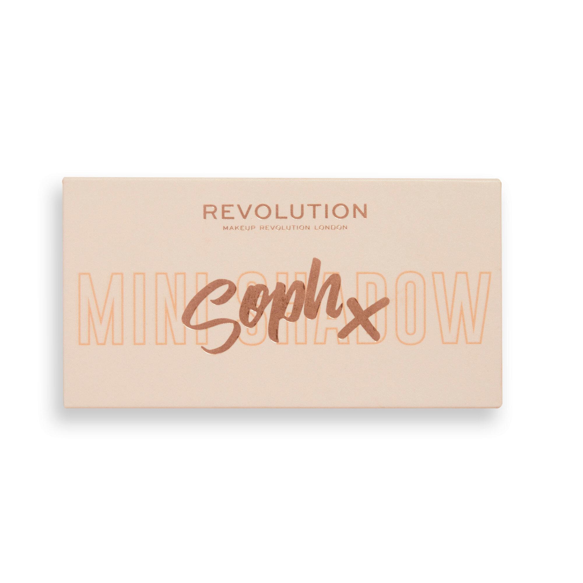 Makeup Revolution X Soph Mini Spice Eyeshadow Palette