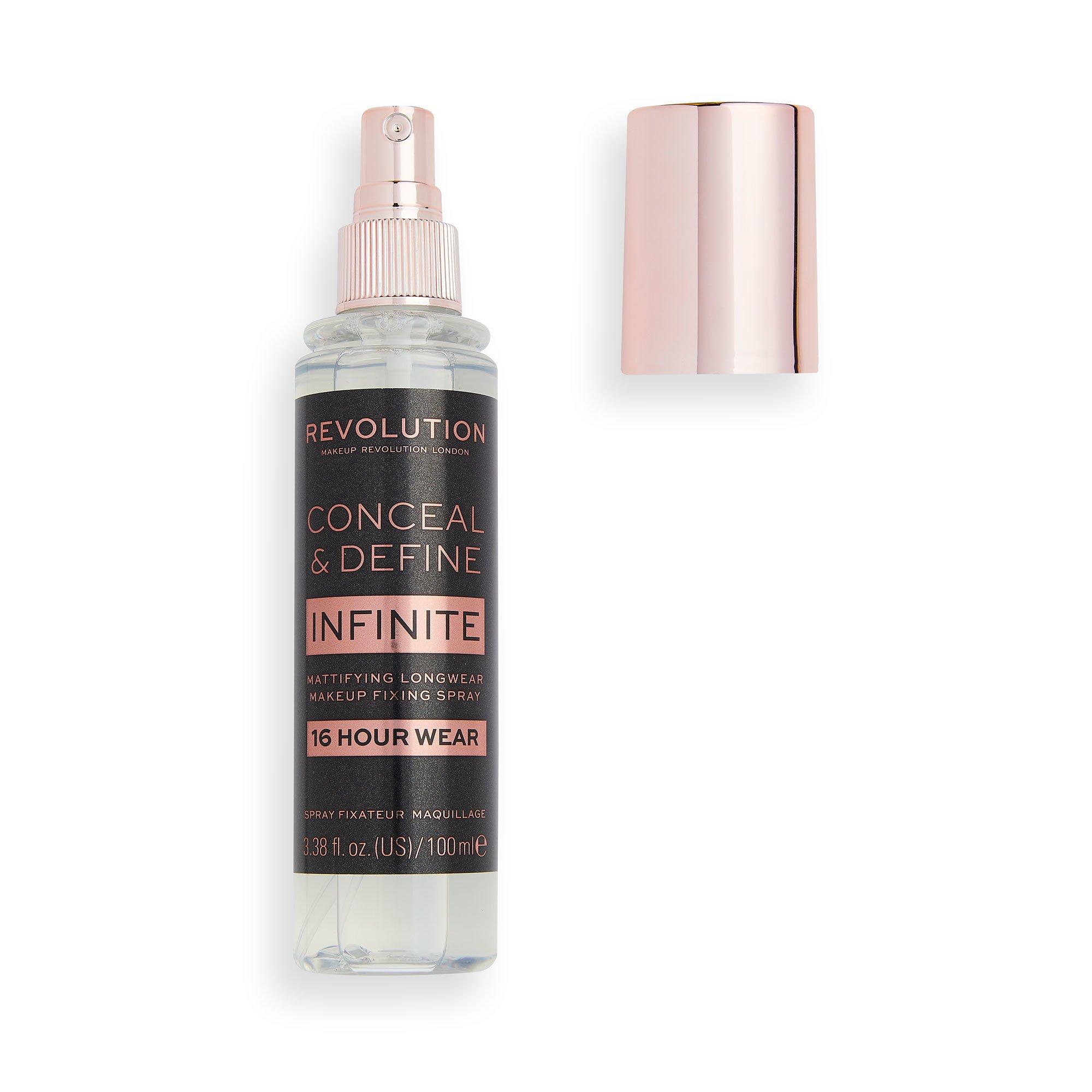 Makeup Revolution Conceal & Define Infinite Setting Spray