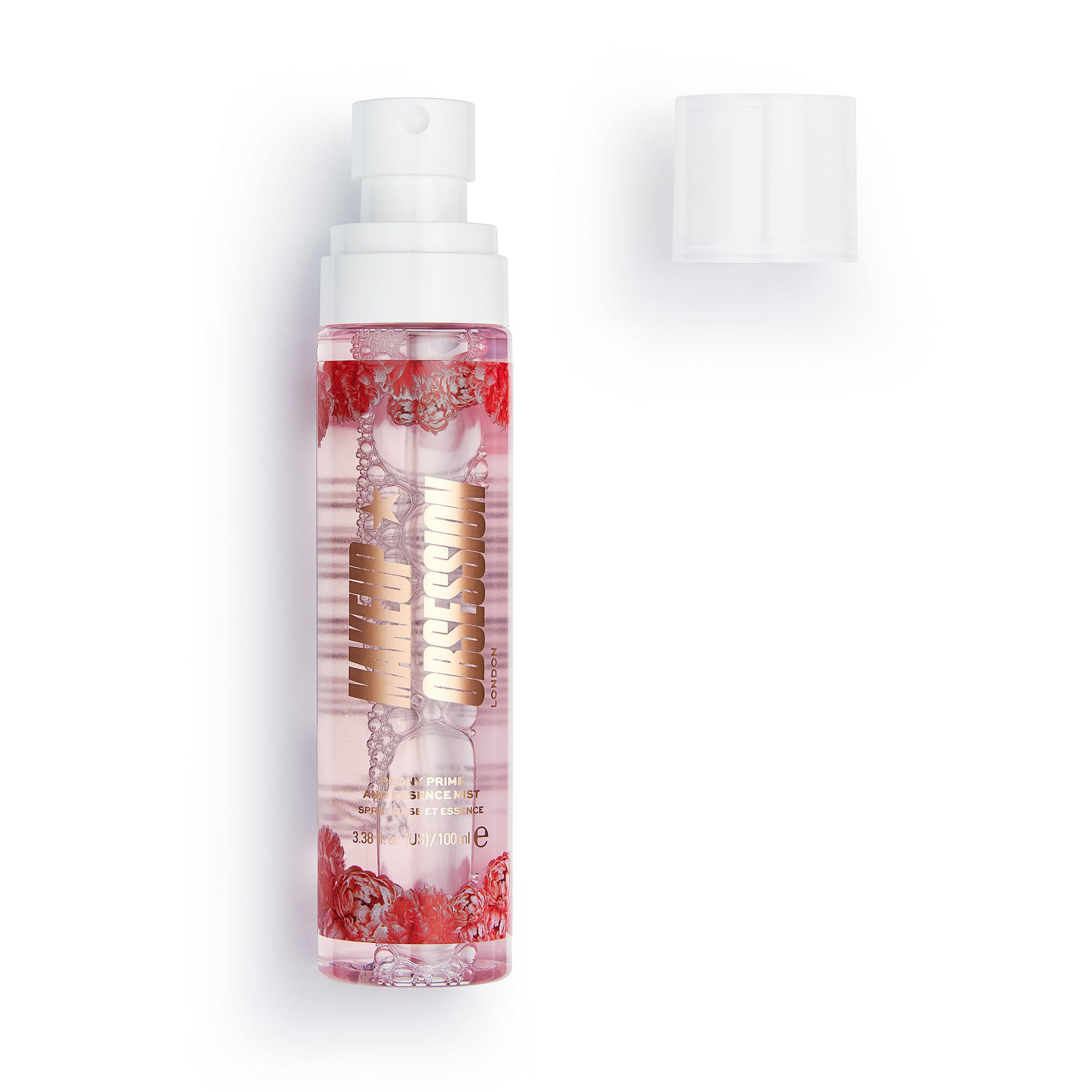 Makeup Obsession Peony Prime and Essence Spray