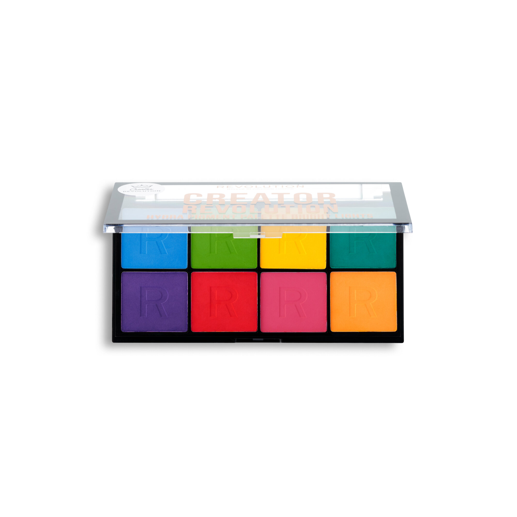 Creator Revolution Hydra Pigment Palette Bright Lights