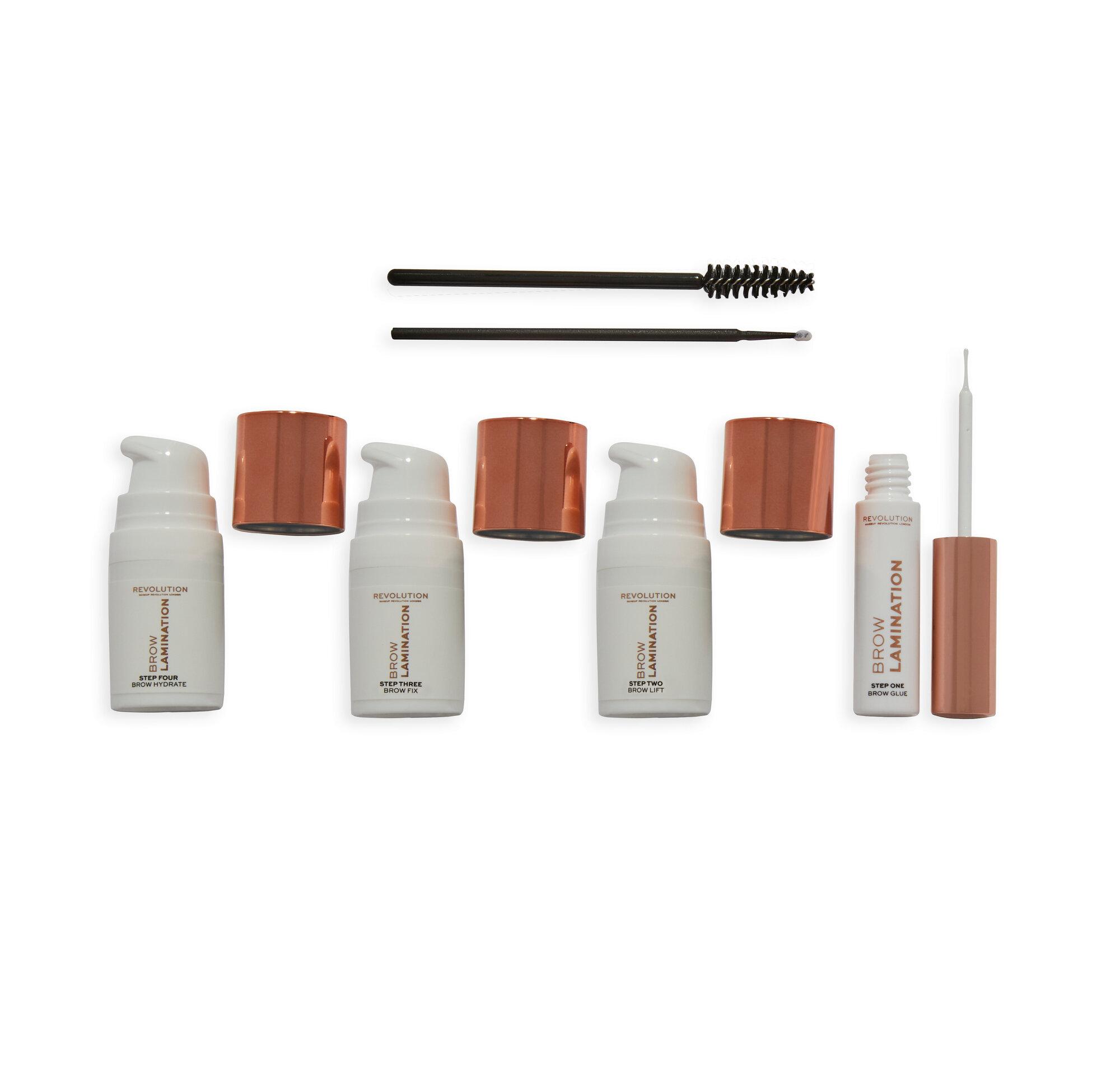 Makeup Revolution Brow Lamination Kit