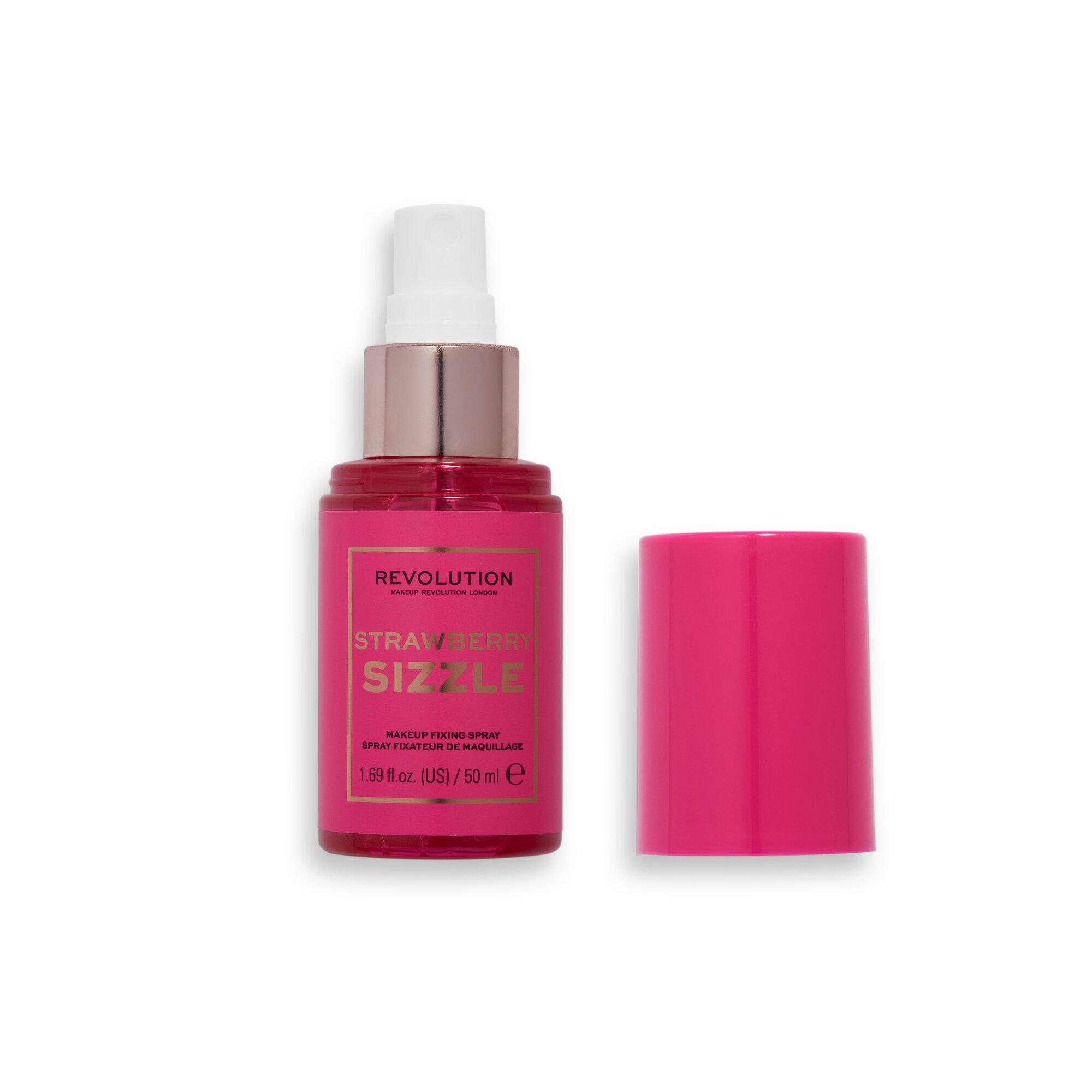 Makeup Revolution Neon Heat Strawberry Sizzle Fixing Misting Spray
