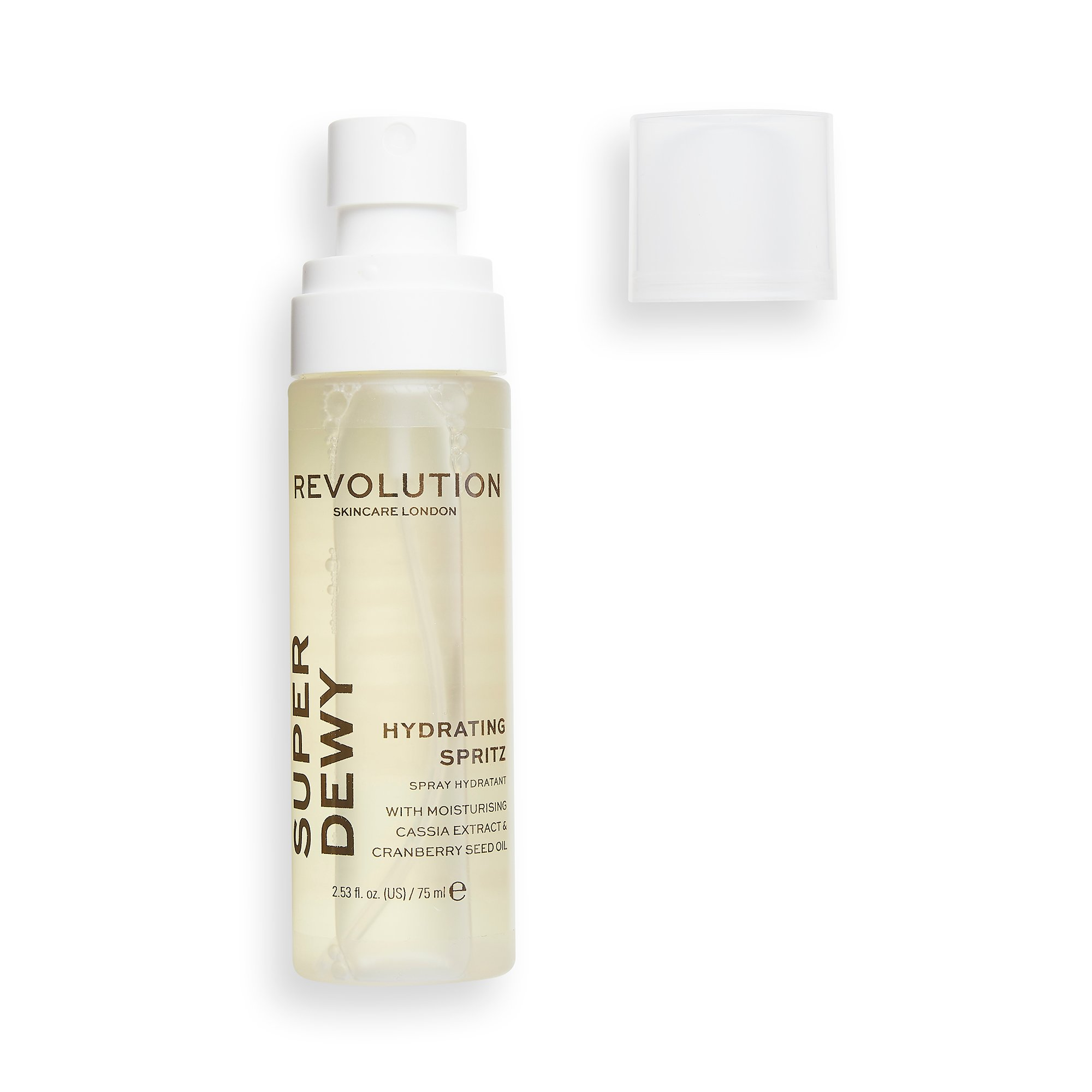 Revolution Skincare Superdewy Hydrating Spritz