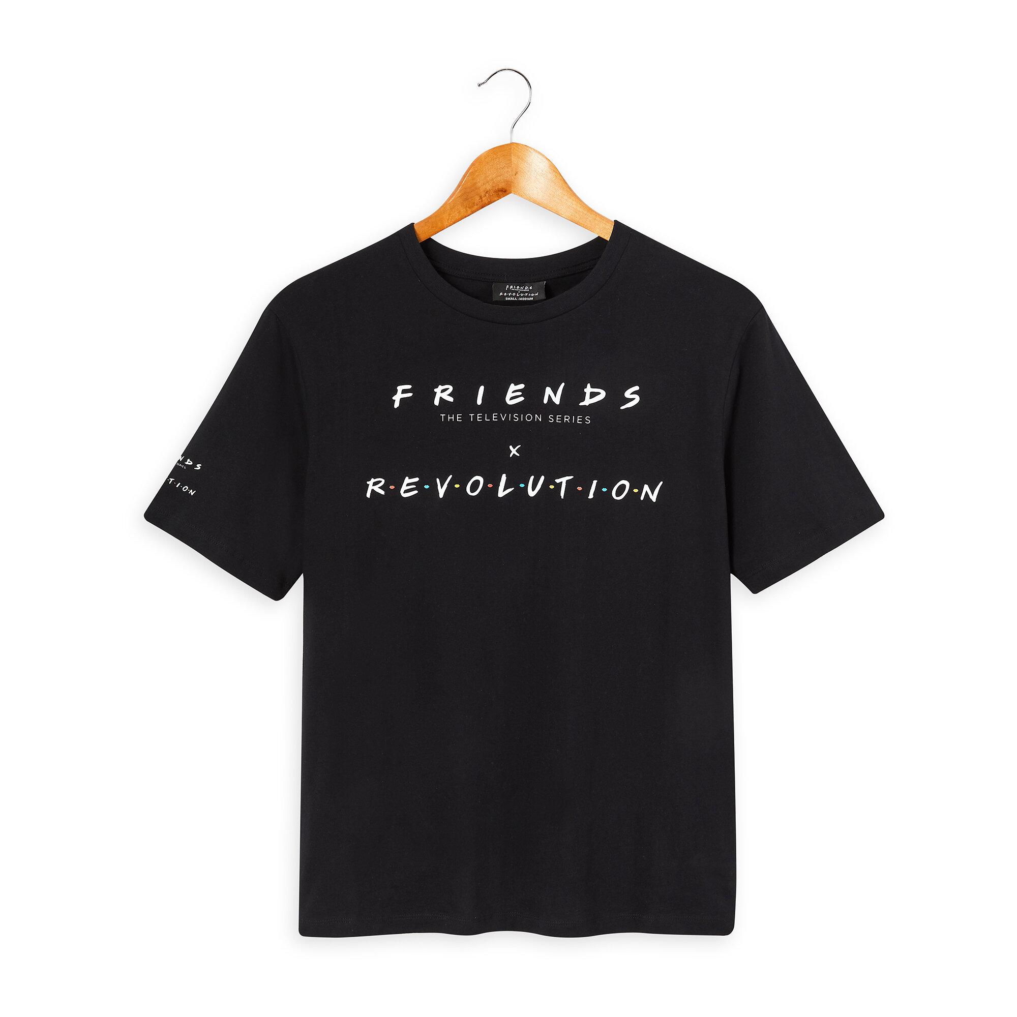 Friends X Makeup Revolution T-Shirt Small - Medium