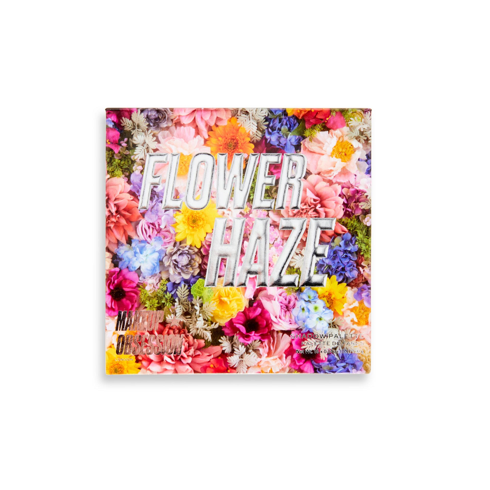 Makeup Obsession Flower Haze Eyeshadow Palette