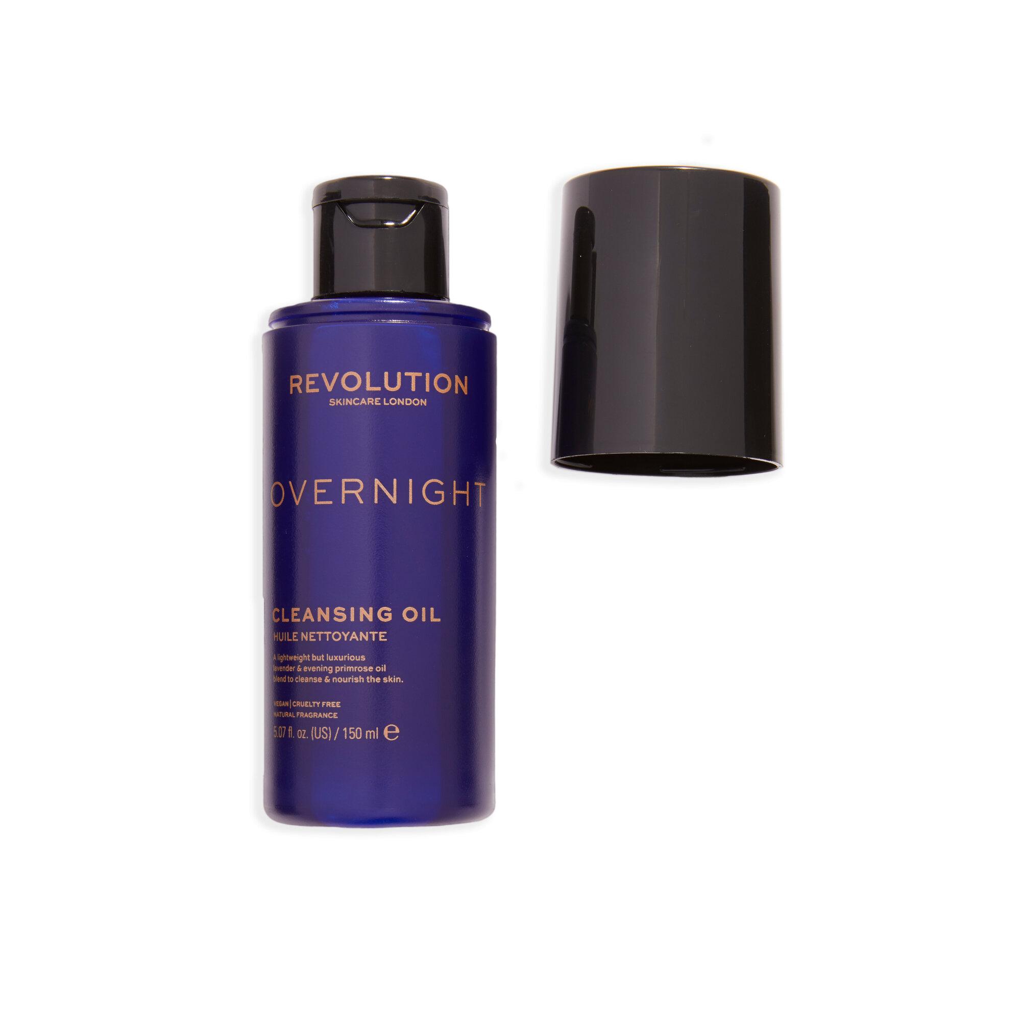 Revolution Skincare Overnight Nourishing Cleansing Oil